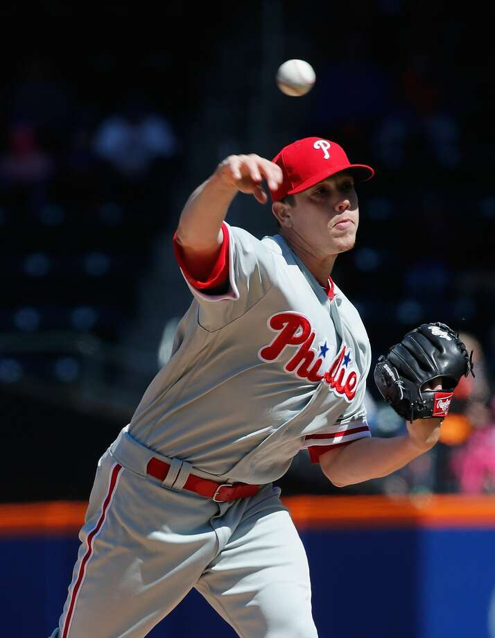 30. Philadelphia Phillies (2-4)It's not always sunny in Philadelphia -- at least when it comes to the Phillies. Photo: Al Bello, Getty Images