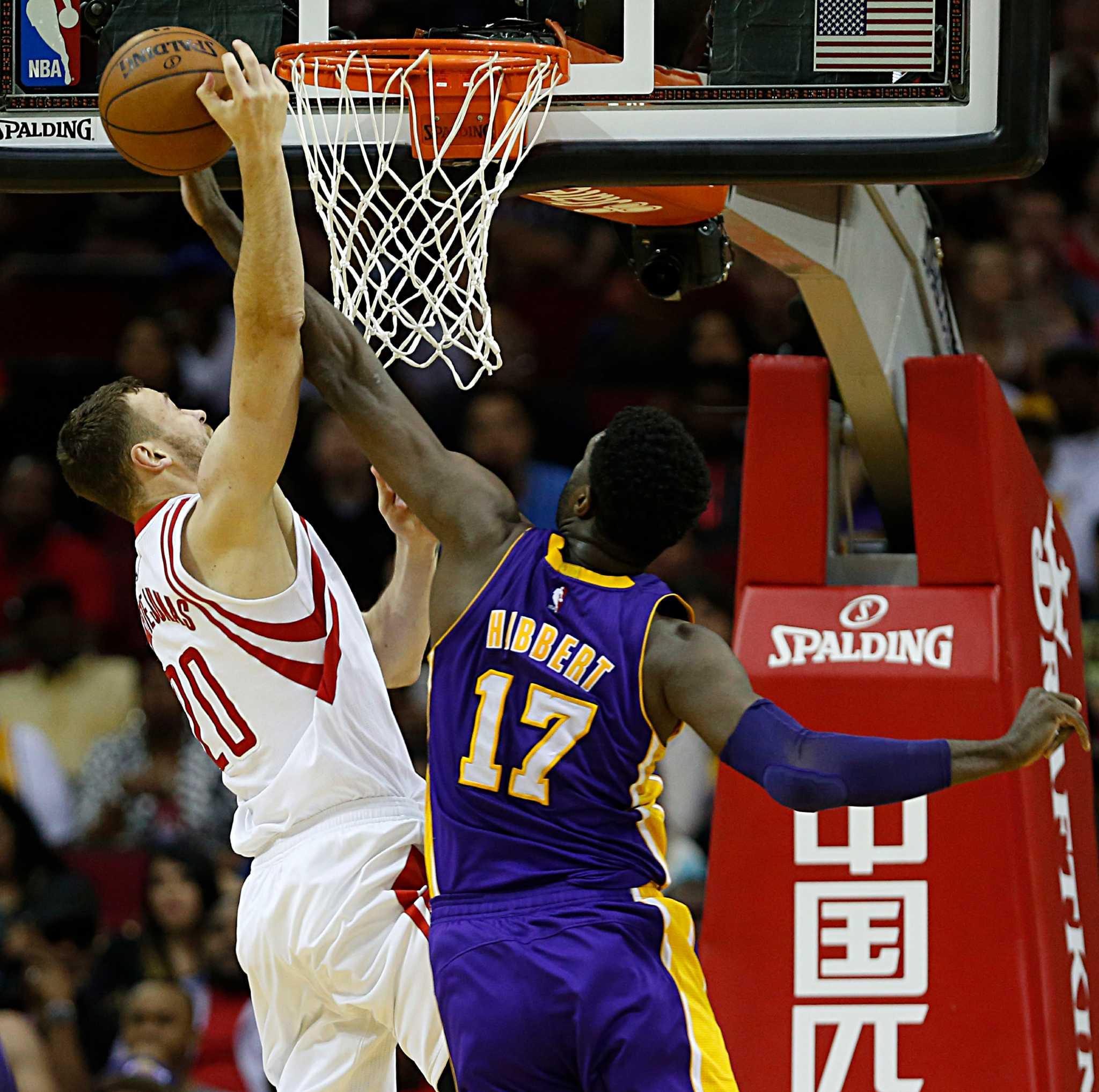 Houston Rockets X Lakers: James Harden Outduels Lakers' Kobe Bryant In Rockets' Win
