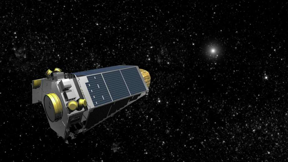Kepler is responsible for detecting nearly 5,000 planets outside our solar system. It was launched in 2009. Photo: Artist's Rendering /Associated Press / NASA