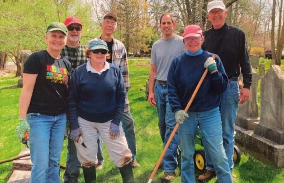 Back (L-R): Macklin Reid, Dave Selander, Matt Sidovar, Jeff Lundberg Front (L-R): Betsy Reid, Sarah Slavin, Nancy Selander
