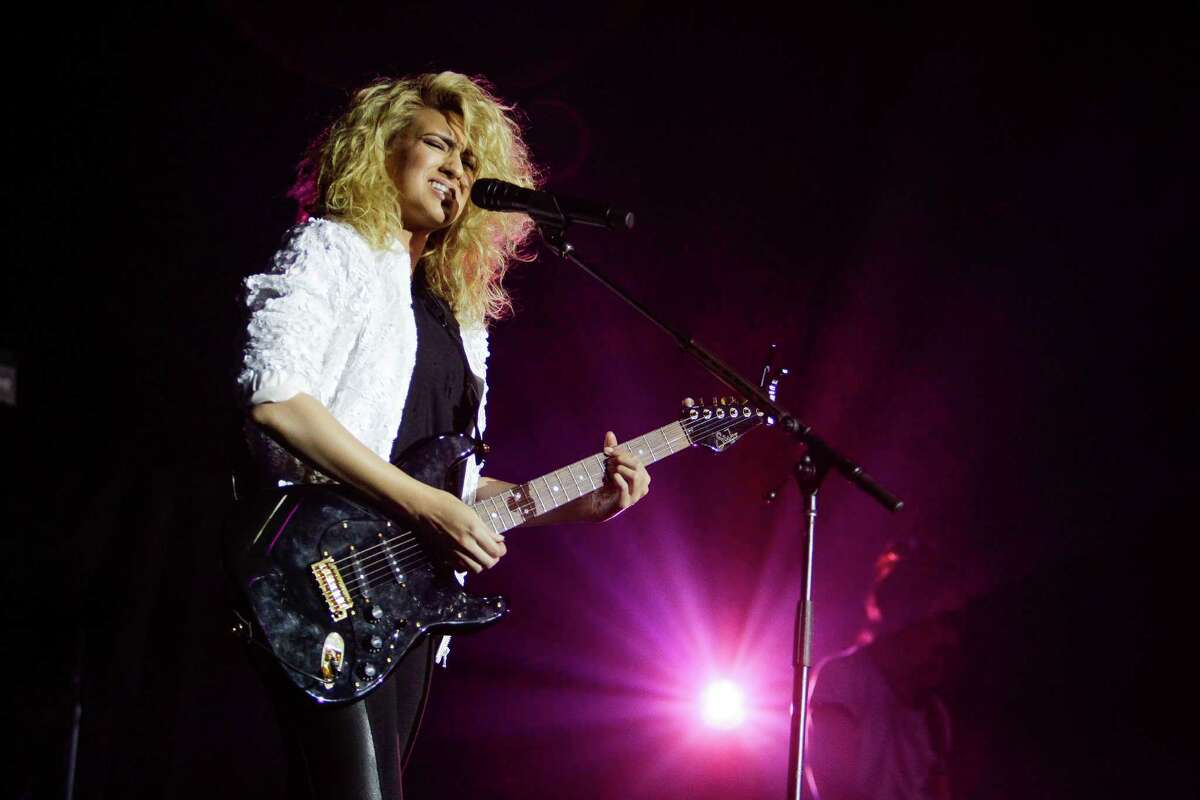 Tori Kelly performs at the Revention Music Center Sunday, April 10, 2016 in Houston.