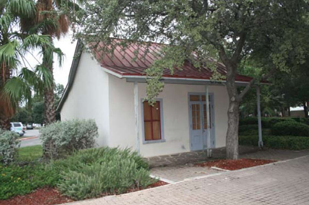 Hemisfair is asking permission from the city to move the historic Amaya House to from the western area of the park closer to the center.