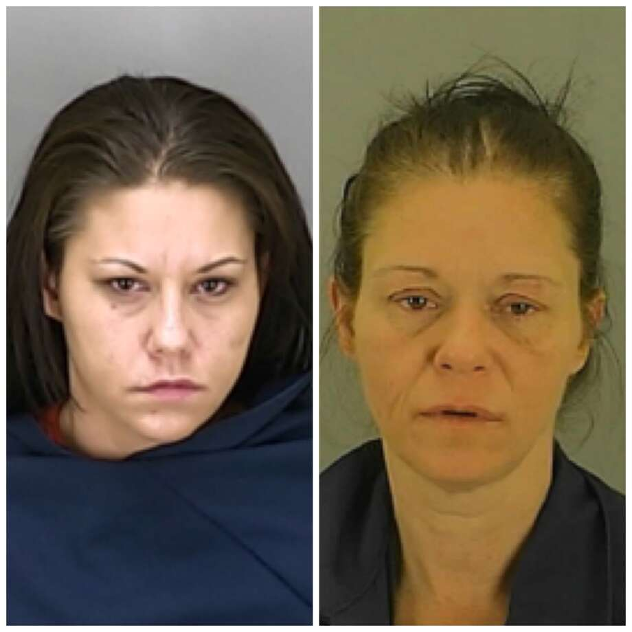Heather Frye (left), and her mother, Brenda Frye, were charged with involuntary manslaughter and tampering with evidence. Photo: Courtesy Of The Summit County Sheriff's Office