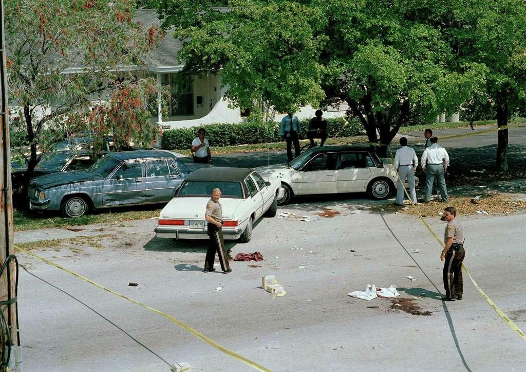 ผลการค้นหารูปภาพสำหรับ 1986 fbi miami shootout