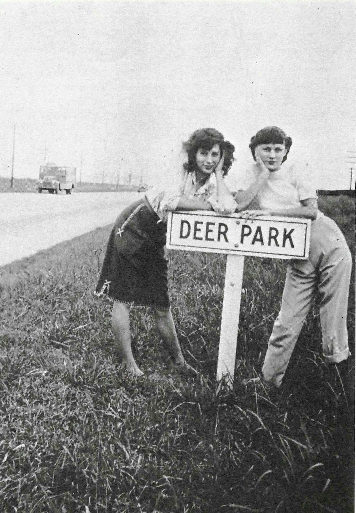 The Deer Park Historical Committee shared some historical photos that it's been posting on its Facebook page. Each post generates detailed, pride-filled conversation about days long gone and the lives of the people who helped build the city.