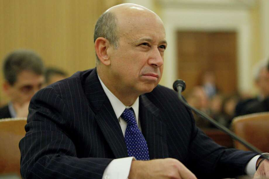 Goldman Sachs Group, Inc. Chairman and CEO Lloyd Blankfein testifies on Capitol Hill in Washington in 2010. Goldman is the last of the big U.S. banks to reach a settlement with the national working group that was set up in 2012 to investigate how Wall Street exacerbated the mortgage bubble and ensuing financial crisis, agreeing to pay a $5.1 billion in penalties and consumer relief. Photo: Pablo Martinez Monsivais /Associated Press / AP