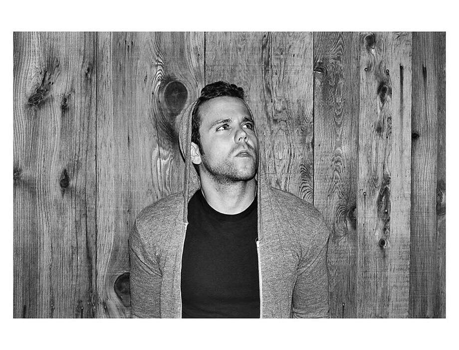 Anthony Gonzalez of the band M83 Photo: Annouck Bertin