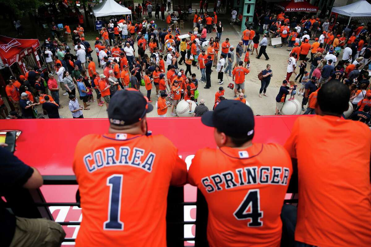 PHOTOS: The last of the Astros giveaways this season Friday-Sunday, Sept. 14-16 vs. Diamondbacks Hispanic Heritage Street Fest Street festival outside the ballpark before each game that weekend. Info here.