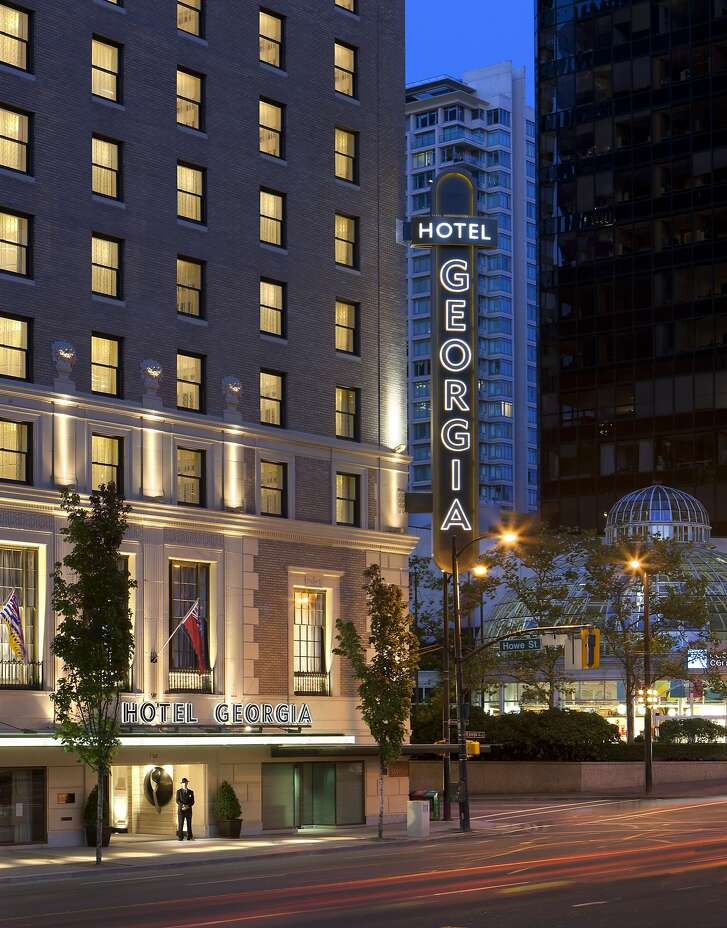 The Rosewood Hotel Georgia in Vancouver has been a downtown icon since opening in 1927.