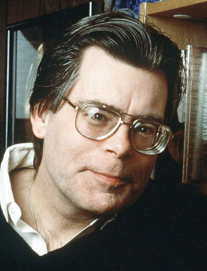 Author Stephen King is shown in this undated handout photo.  (AP Photo) Photo: GT