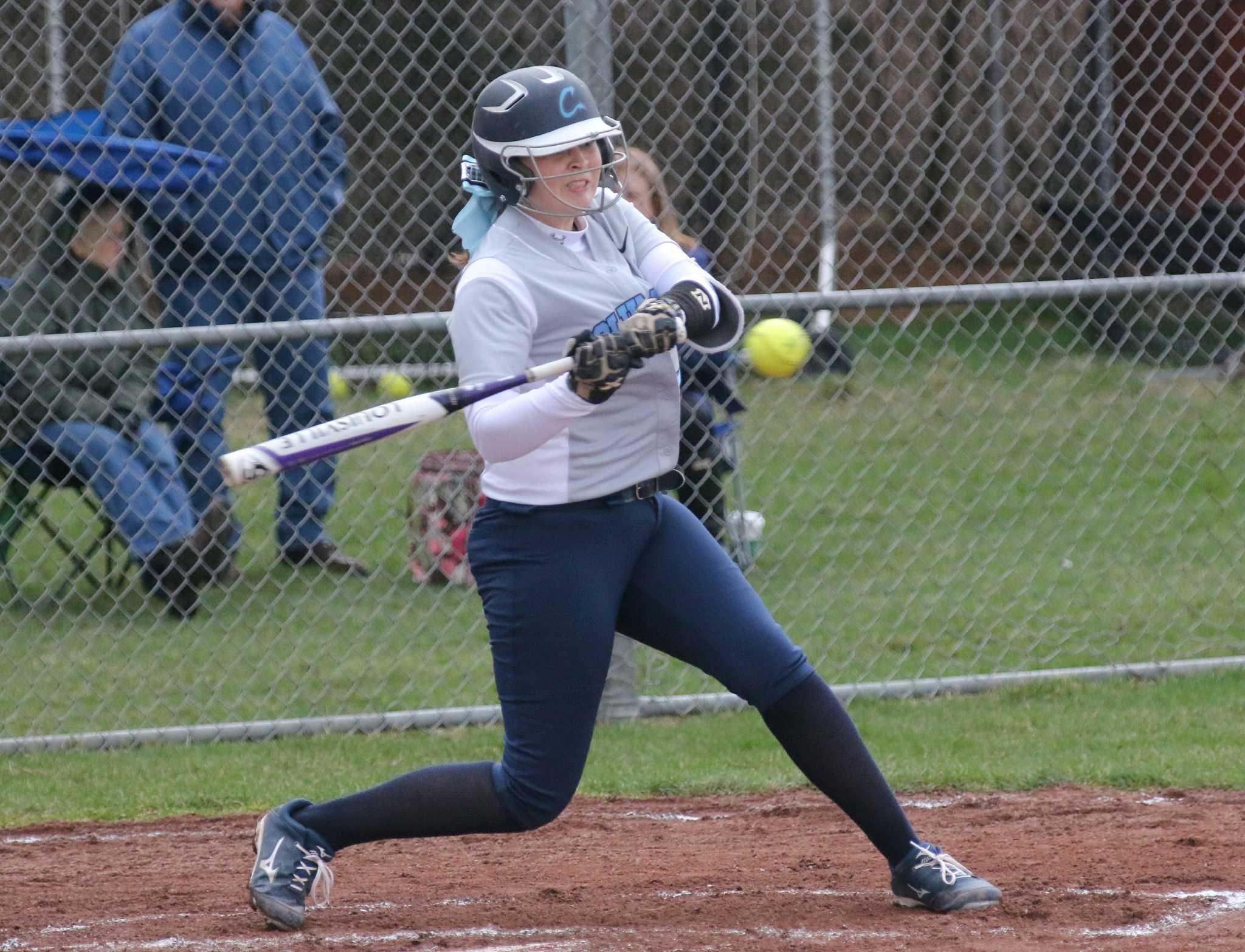 Maddie Burns leads Columbia softball past Guilderland
