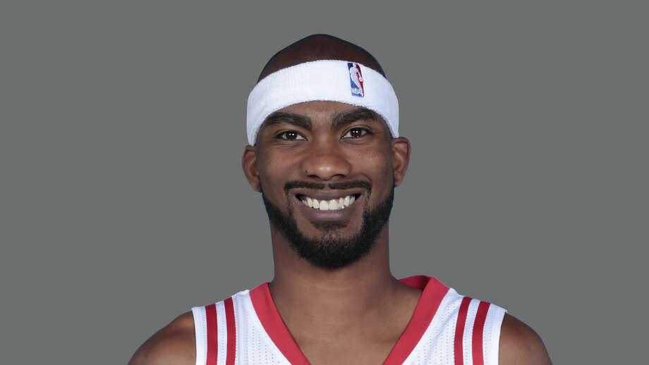 Corey Brewer Houston Rockets  2015 NBA photo Photo: NA