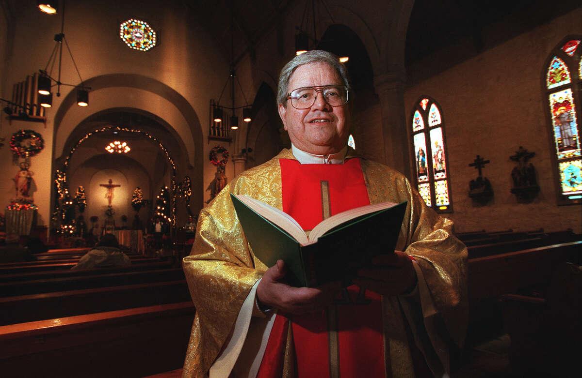 Father Virgil Elizondo