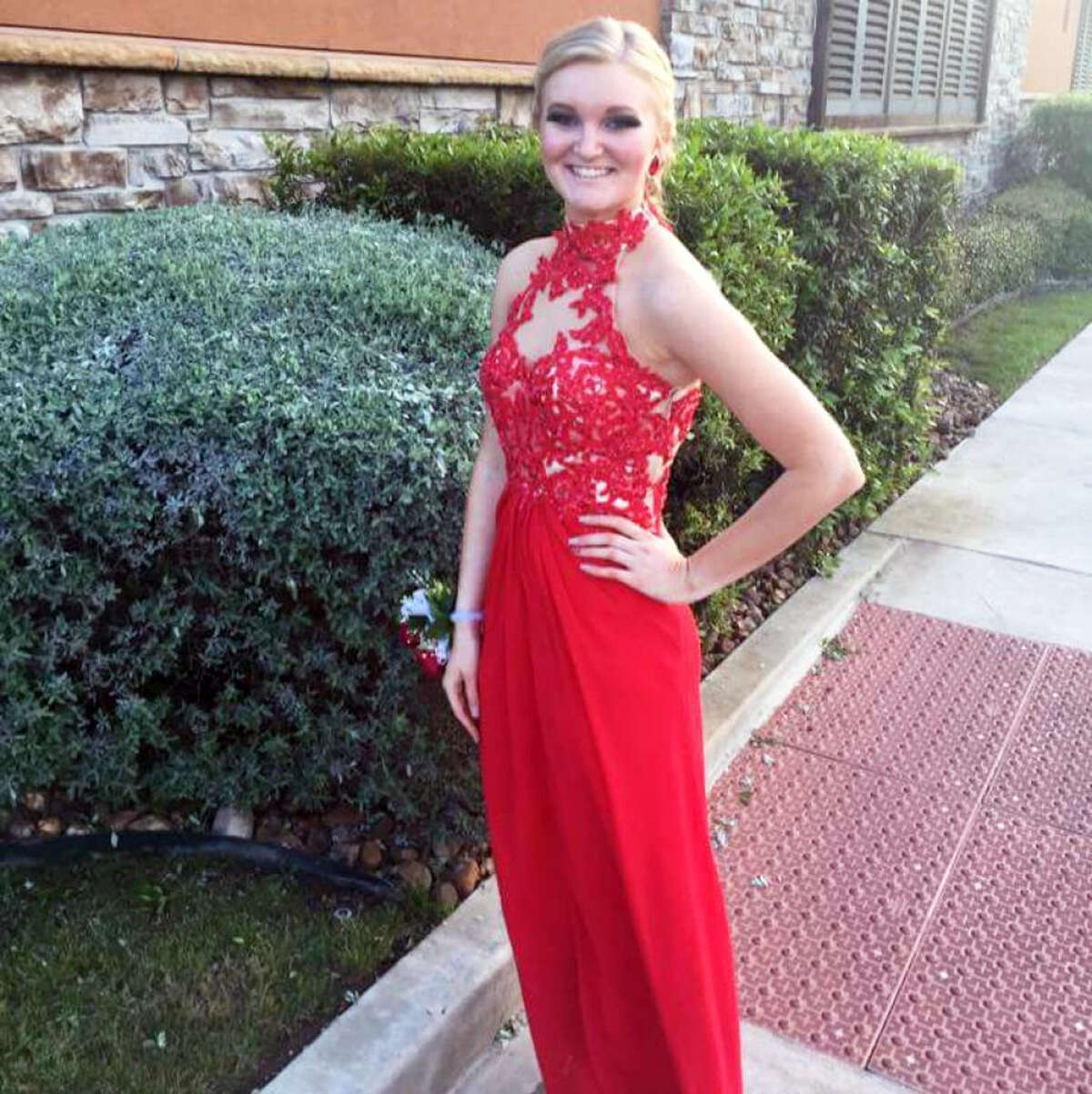 Emilee Hurst was involved in agricultural activities and was on the Galaxies dance team.