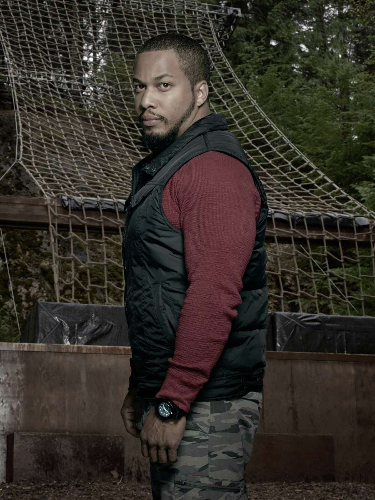 San Antonio's Nick 'The Reaper' Irving is one of four military mentors on reality TV competition series, 'American Grit' on Fox.