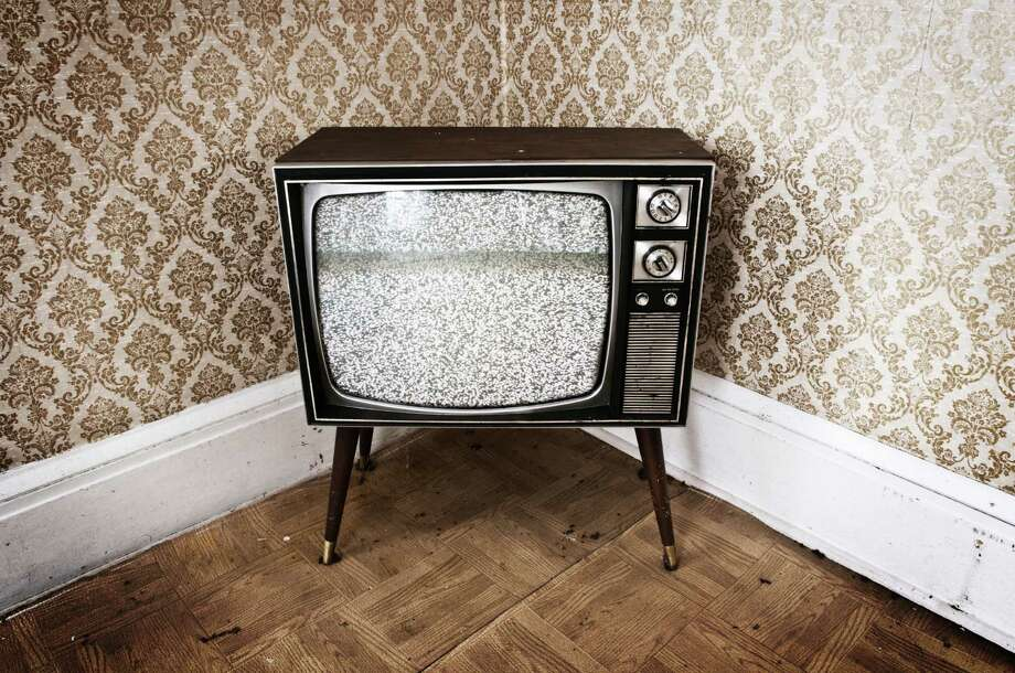 How televisions looked way back when. Photo: Shaun Lowe /iStockPhoto.com /
