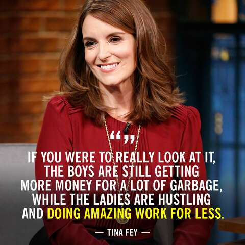Image result for tina fey women's quotes