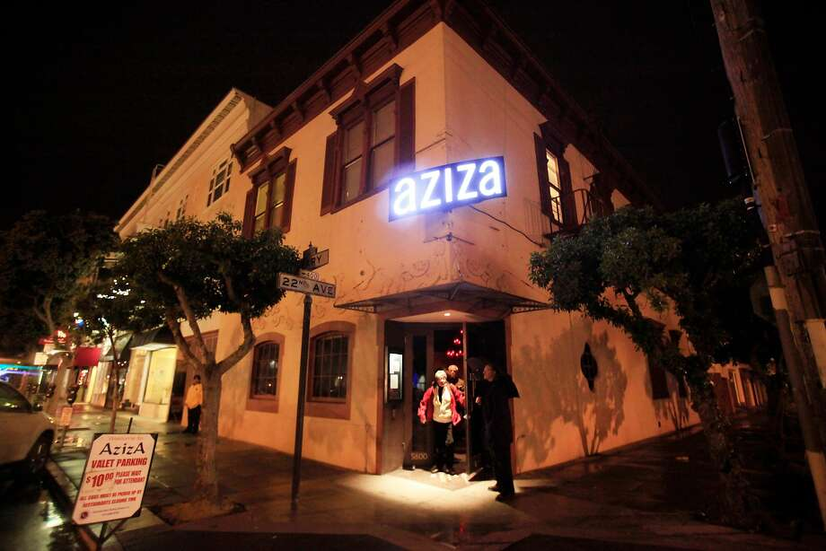 The modern Moroccan food at Aziza in the Richmond District won raves. Photo: Lea Suzuki, The Chronicle