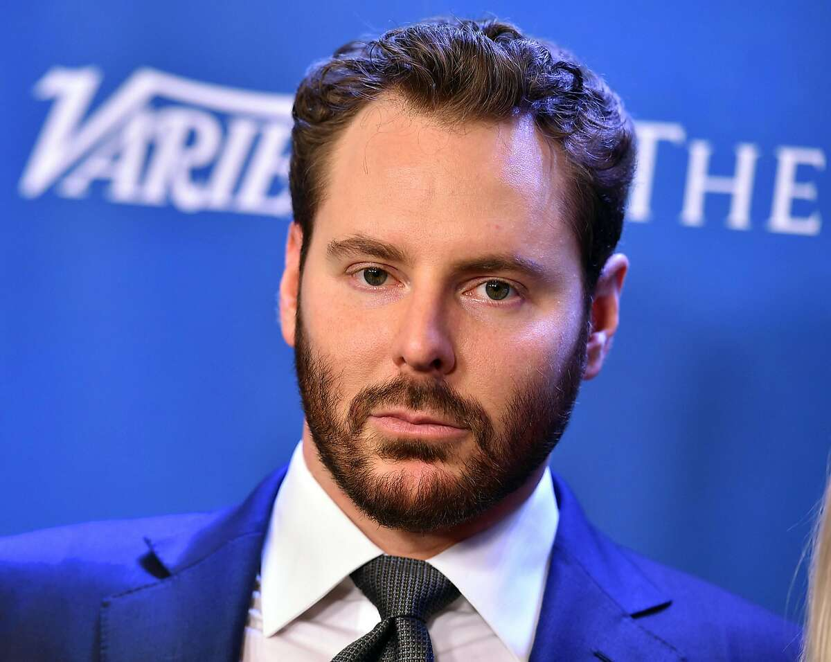 FILE - In this Jan. 9, 2016 file photo, Sean Parker arrives at the 5th Annual Sean Penn & Friends HELP HAITI HOME Gala in Beverly Hills, Calif. Some 17 years after Napster shook the music industry Sean Parker is now rattling the movies. The Screening Room, a startup backed by Parker and Prem Akkaraju, is seeking to upend the theatrical release of movies and bring films, through an encrypted set-box service, directly into the home. (Photo by Jordan Strauss/Invision/AP, File)