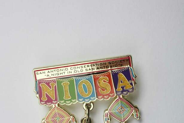Fiesta events/groups. Winner: Night in Old San Antonio medal, $10, available at the NIOSA Crafters Store, 218 S. Presa St.
