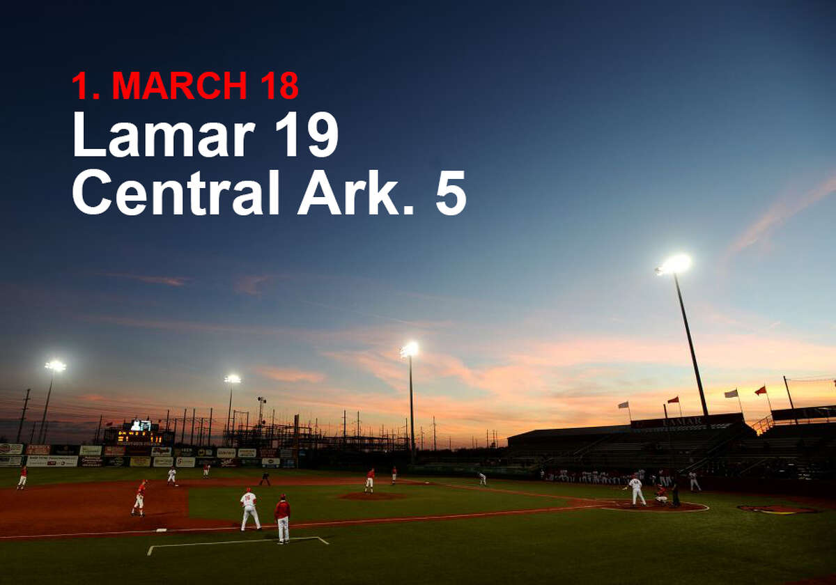 Source: Lamar University Athletics