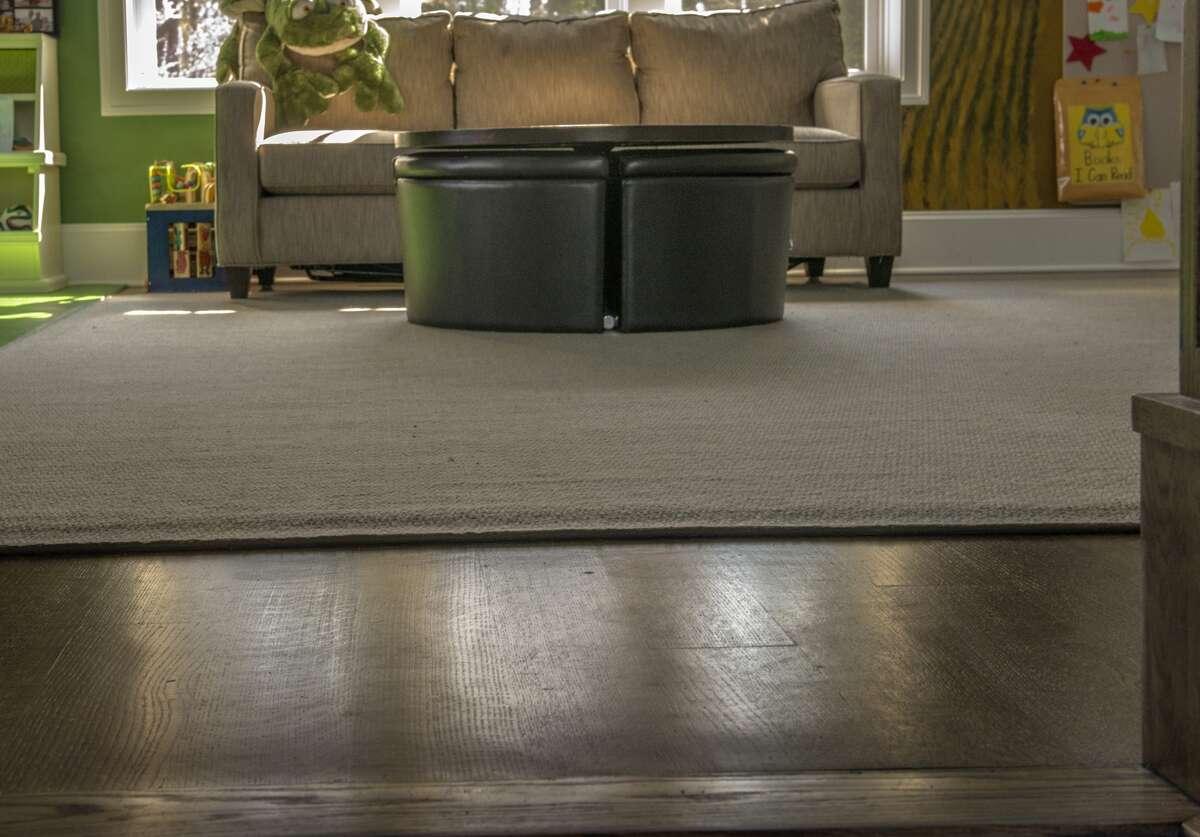 2) Carpeting and Flooring