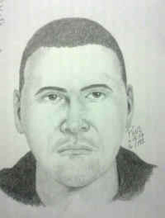 Palo Alto police released a sketch Tuesday, April 12, 2016 as they search for a man suspected of exposing himself to a 7-year-old girl at Ohlone Elementary School.