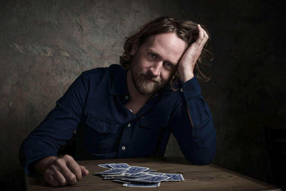"""Hayes Carll says the success of his 2011 album, """"KMAG YOYO,"""" made life """"real complicated for a while."""""""