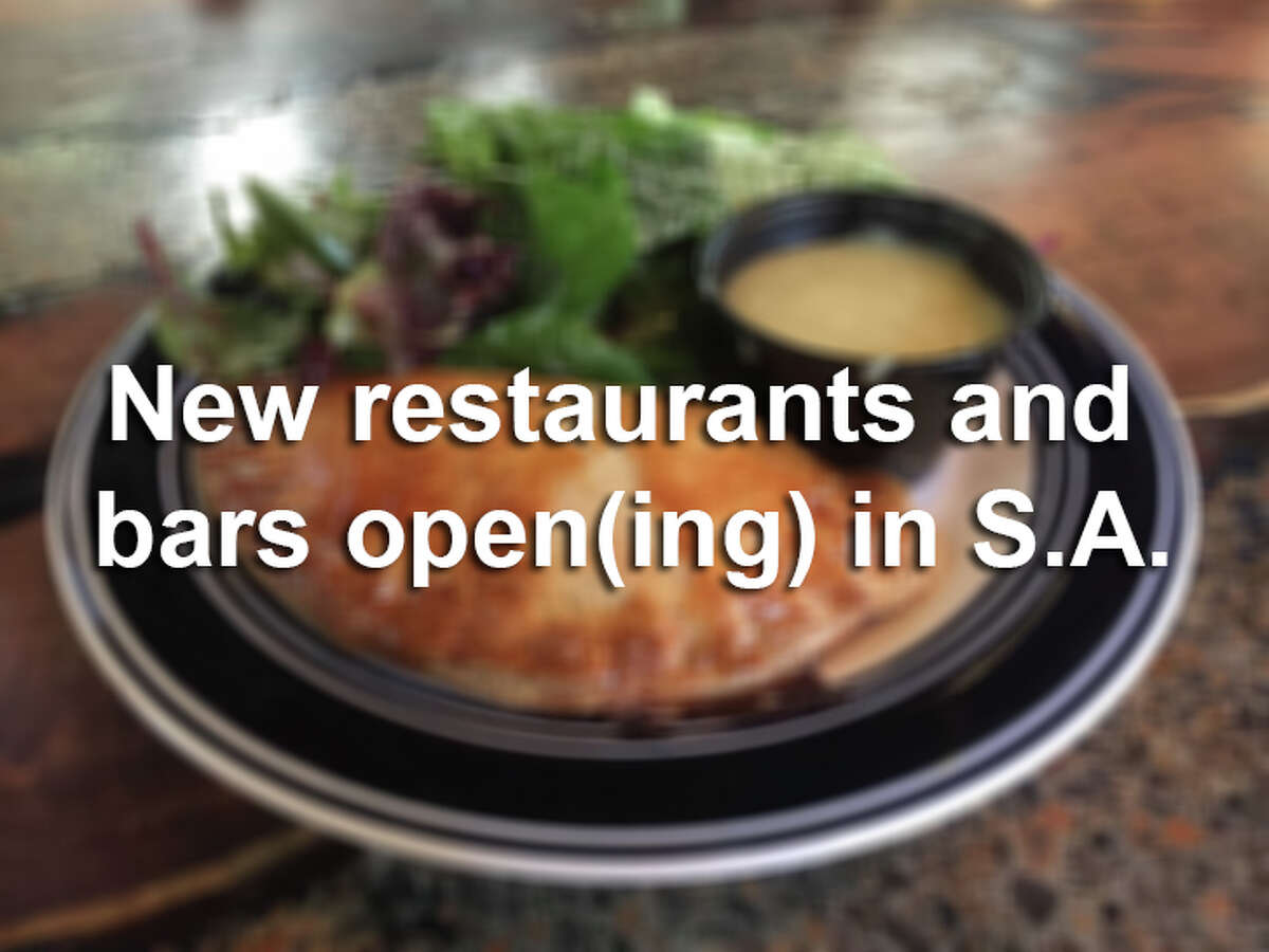 Here's a look at some of the city's newest restaurants and bars.