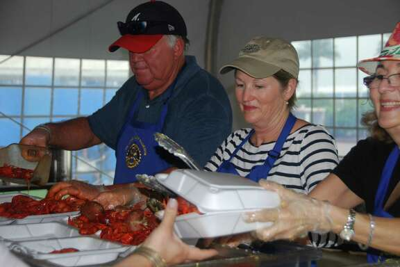The sixth annual Rotary Club of Galveston Crawfish Boil will be Sunday, April 17, at Moody Gardens.