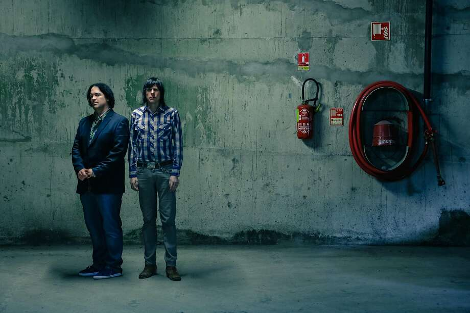 The Posies' Jon Auer and Ken Stringfellow play The Independent on Wednesday, May 23. Photo: Dot Pierson