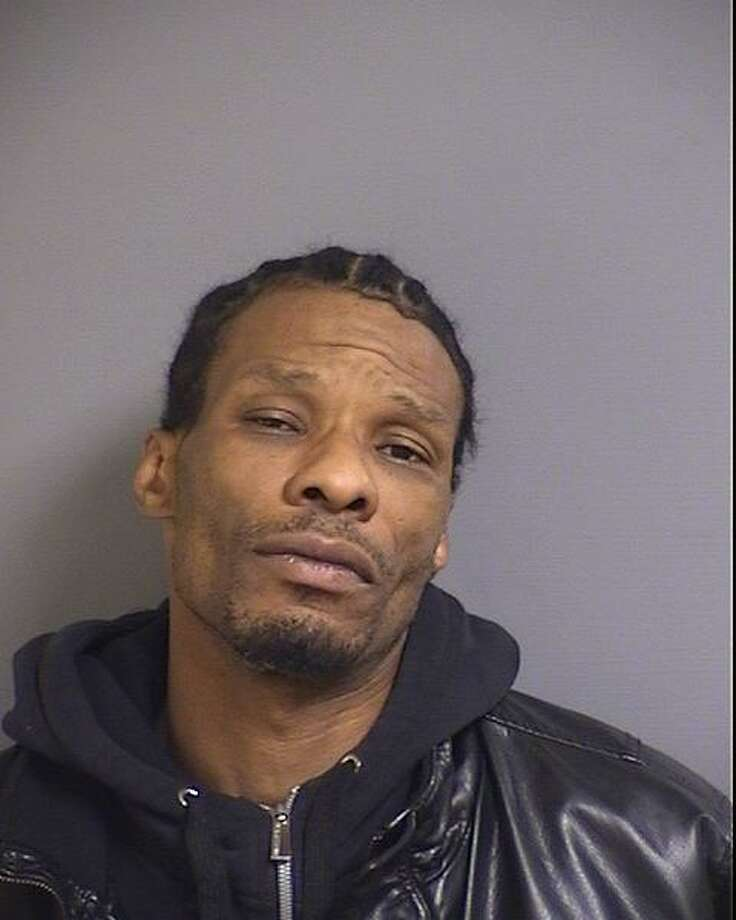 Police in Coralville arrested Telly Shadell Corey, 41, on Sunday and charged him with indecent exposure, according to online jail records. Corey allegedly exposed himself to a female passenger on a Megabus trip for three hours. Photo: Johnson County Jail
