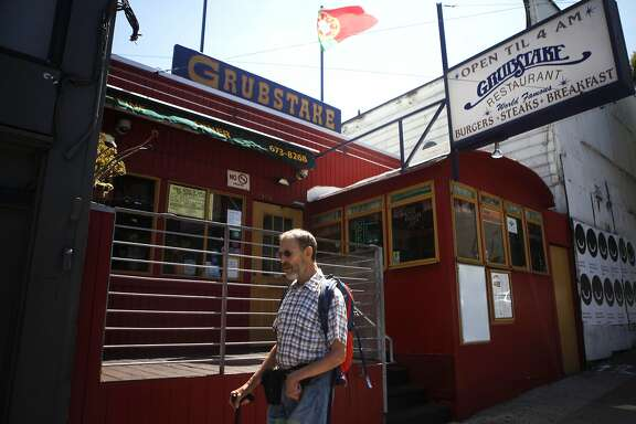The diner Grubstake is going through an ownership change.  Owner, Fernando Santos, is retiring after having run the business for 26 years.