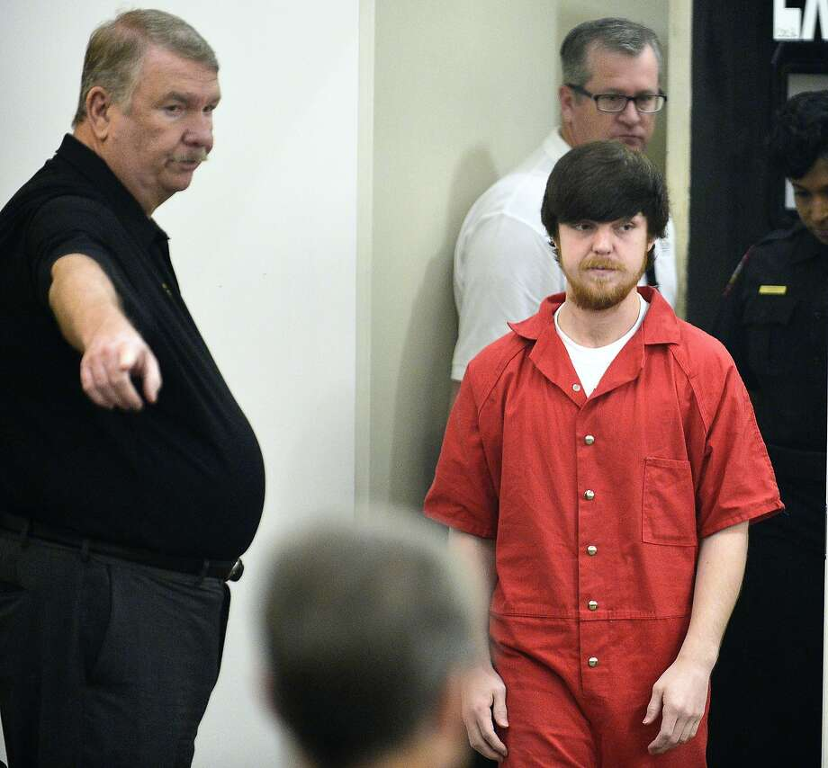 Ethan Couch appears in adult court in Fort Worth, Texas, for the first time after he turned 19 this week and receives 180 days for each of the four deaths he caused in a June 2013 car crash. Photo: Max Faulkner, AP