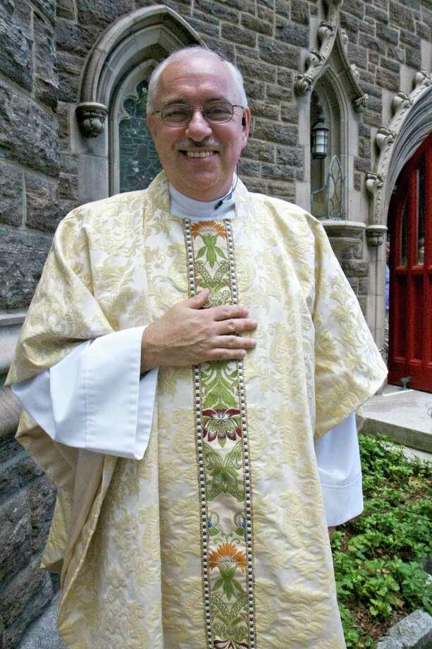 The Rev. James B. Lemler Photo: Contributed /Joanne Boukright / Greenwich Citizen / Greenwich Citizen