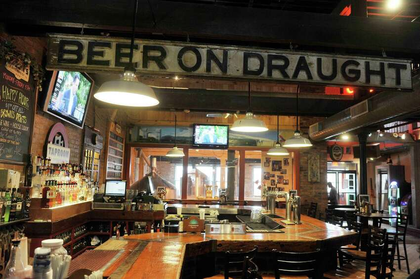 Best bar for beer: 3. Brown's Brewing Company in Troy.