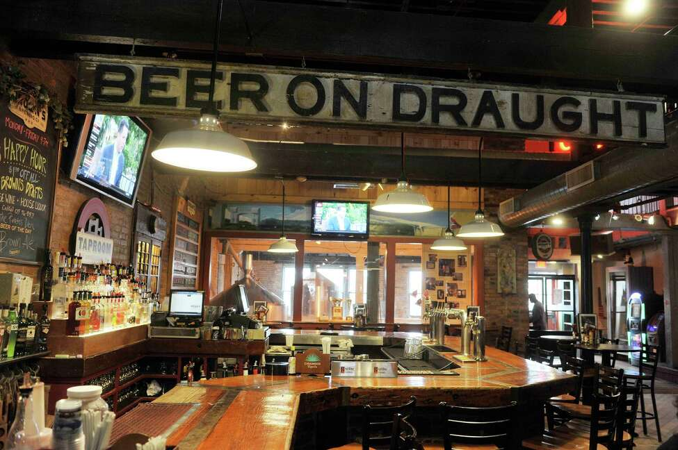Best bar for beer: No. 1: Brown's Brewing Company in Troy.