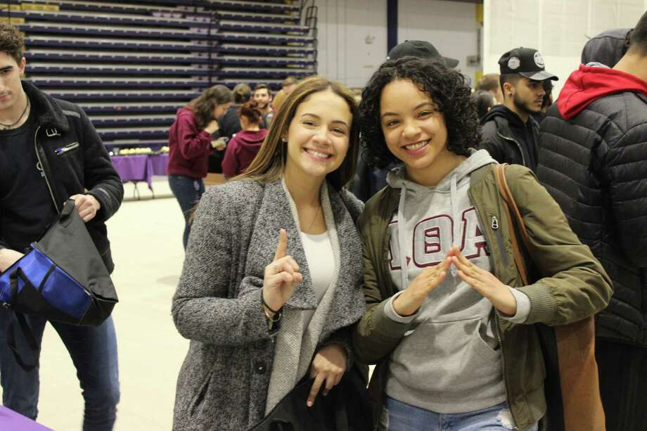 Were you Seen at the We Care Event co-hosted by the University at Albany and Albany Med at SEFCU Arena in Albany on Tuesday, April 12, 2016? Photo: Teah Sisti