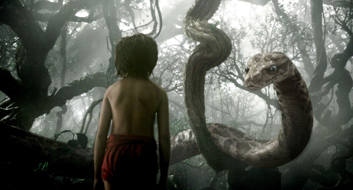 'The Jungle Book' Disney has a live-action/CGI remake of