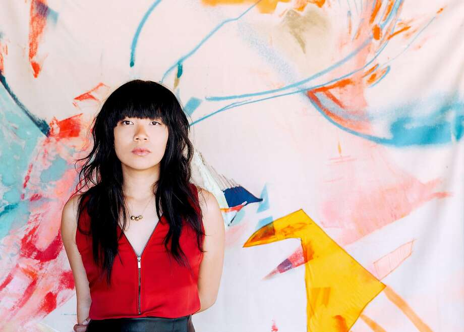 """Band leader Thao Nguyen is the subject of the film """"Nobody Dies."""" Photo: Maria Kanevskaya"""