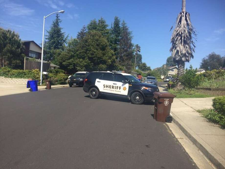 Deputies were at the scene of a possible murder-suicide Wednesday in Rodeo.