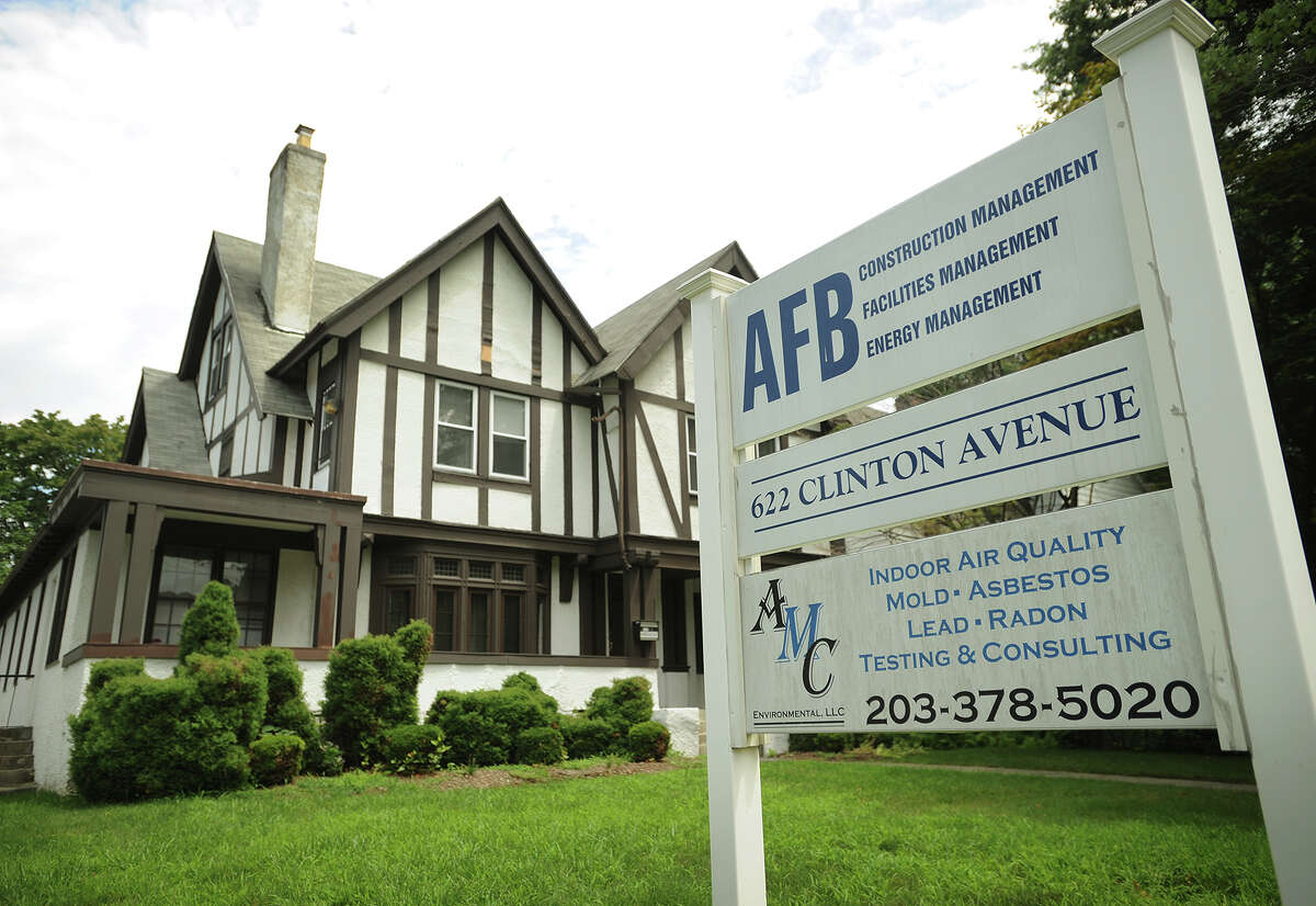 AFB Construction and AMC Environmental Management at 622 Clinton Ave. in Bridgeport.