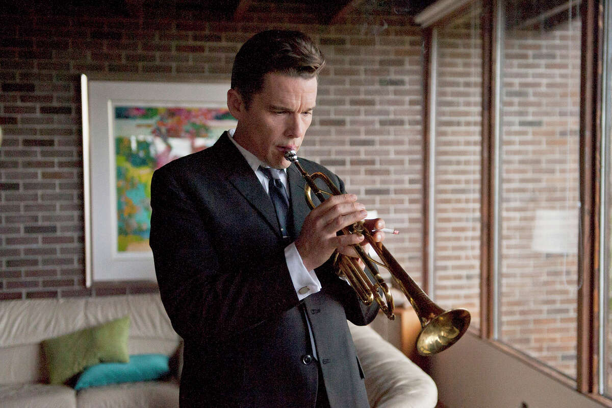 """Ethan Hawke as Chet Baker in """"Born to Be Blue."""" MUST CREDIT: Caitlin Cronenberg, IFC Films"""