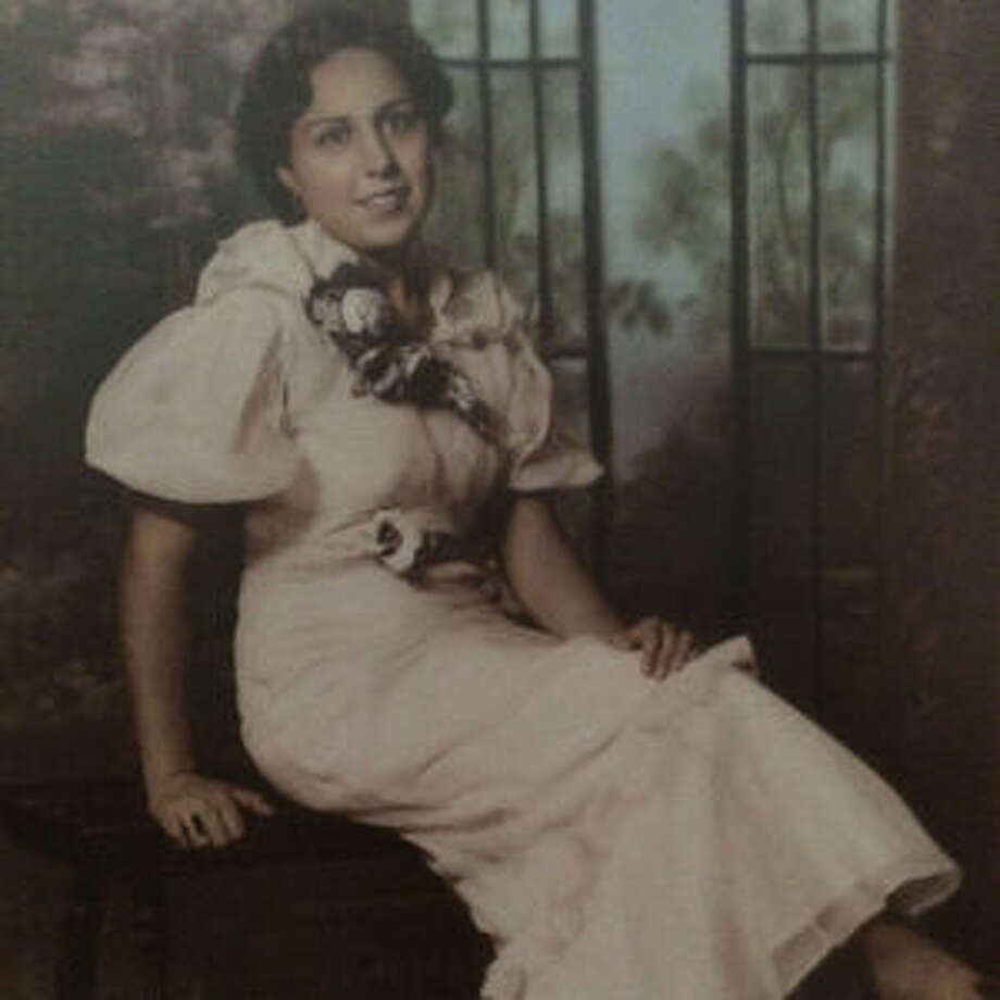 Maria del Carmen Ruiz de Aguilar moved to her husband's ranch in Coahuila, Mexico, after World War II. Photo: Courtesy /courtesy
