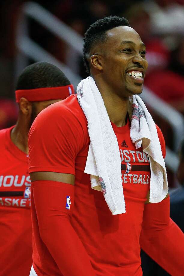 Dwight Howard2016-17 salary: $23.3 millionContract status: Player option for next seasonLong expected to opt out of his contract to return to free agency, Howard averaged fewer points on fewer shots per game than he has since his rookie season. With his diminished role and signs of discomfort with it, he would have little reason to not consider his options. Photo: Michael Ciaglo, Houston Chronicle / © 2016  Houston Chronicle
