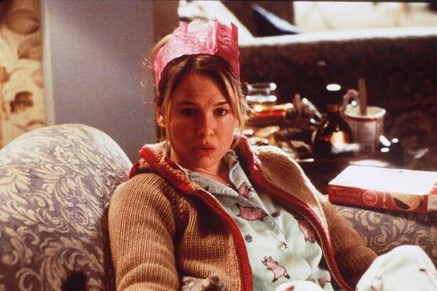 """Renee Zellweger in """"Bridget Jones's Diary."""""""