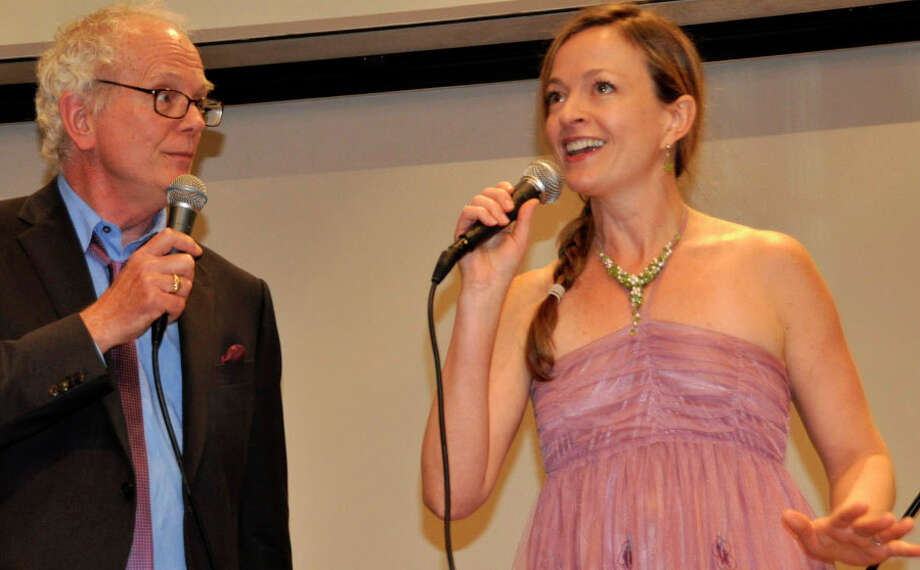 """Bill Hall and daughter Emily Hall Radon will be among the performers at the 5th annual """"Try to Remember"""" show April 17 at the Westport Center for Senior Activities. Photo: Contributed / Contributed Photo / Westport News"""