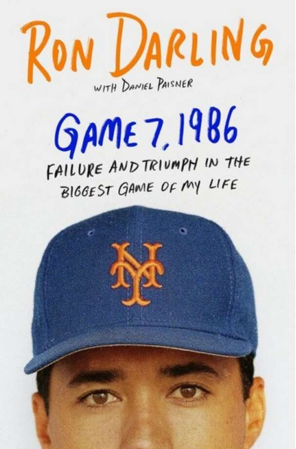 "Ron Darling will be at the Stamford Barnes &Noble at 7 p.m. Thursday, April 14, to sign copies of his newly published book, ""Game 7, 1986: Failure and Triumph in the Biggest Game of My Life."" Photo: Contributed Photo"