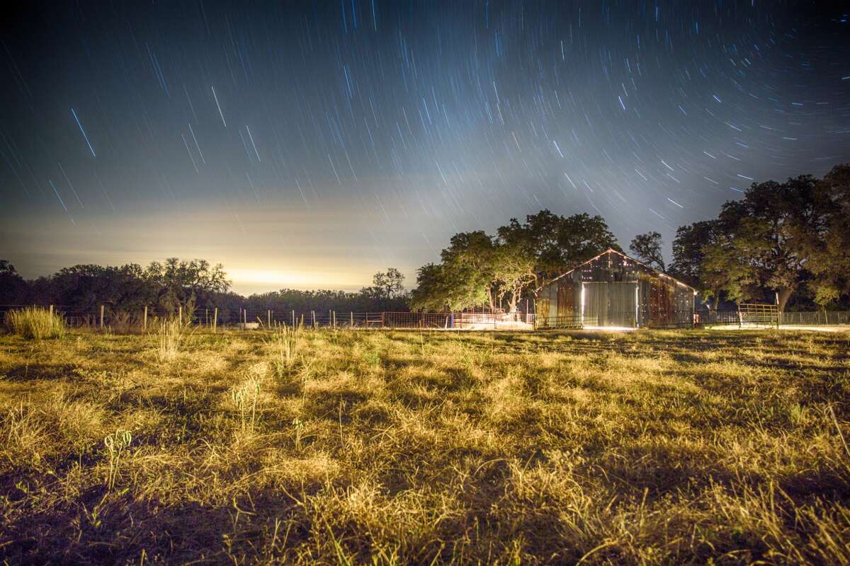 Ranch Lights - Could the lights be from high pressure ranch lights? Some people think so.