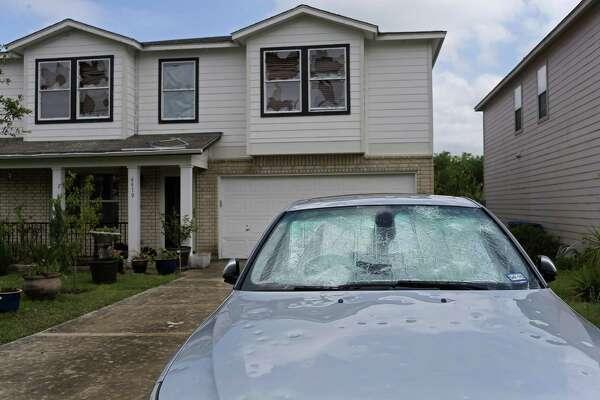 Hidalgo jury awards USAA member $1 8M over hail claim